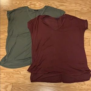 Brandy Melville Oversized Tees